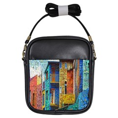 Buenos Aires Travel Girls Sling Bags