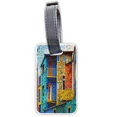 Buenos Aires Travel Luggage Tags (One Side)
