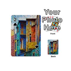 Buenos Aires Travel Playing Cards 54 (Mini)