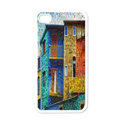Buenos Aires Travel Apple iPhone 4 Case (White)