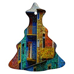 Buenos Aires Travel Ornament (christmas Tree)