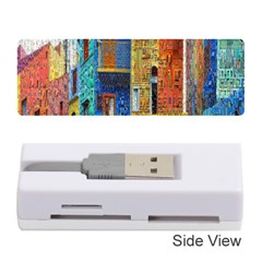 Buenos Aires Travel Memory Card Reader (Stick)