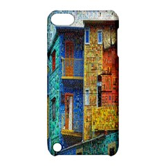 Buenos Aires Travel Apple Ipod Touch 5 Hardshell Case With Stand