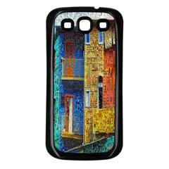 Buenos Aires Travel Samsung Galaxy S3 Back Case (black)