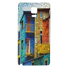 Buenos Aires Travel Galaxy Note 4 Back Case