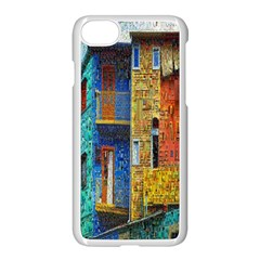 Buenos Aires Travel Apple Iphone 7 Seamless Case (white)