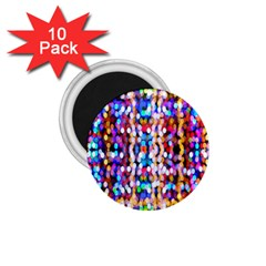 Bokeh Abstract Background Blur 1 75  Magnets (10 Pack)