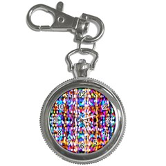 Bokeh Abstract Background Blur Key Chain Watches