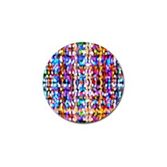 Bokeh Abstract Background Blur Golf Ball Marker (4 pack)