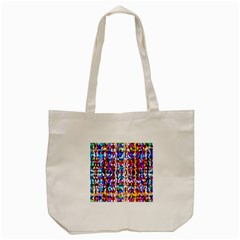 Bokeh Abstract Background Blur Tote Bag (Cream)