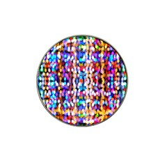Bokeh Abstract Background Blur Hat Clip Ball Marker (4 pack)