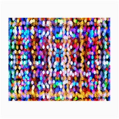 Bokeh Abstract Background Blur Small Glasses Cloth (2-Side)