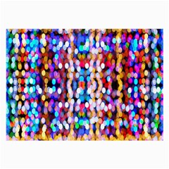 Bokeh Abstract Background Blur Large Glasses Cloth (2-Side)
