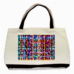 Bokeh Abstract Background Blur Basic Tote Bag (Two Sides)