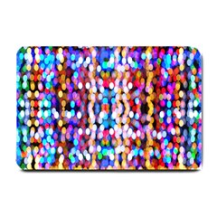 Bokeh Abstract Background Blur Small Doormat