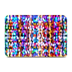 Bokeh Abstract Background Blur Plate Mats