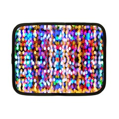 Bokeh Abstract Background Blur Netbook Case (small)