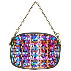Bokeh Abstract Background Blur Chain Purses (One Side)