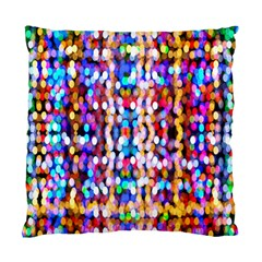 Bokeh Abstract Background Blur Standard Cushion Case (Two Sides)