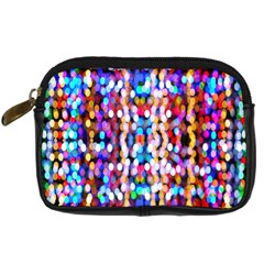 Bokeh Abstract Background Blur Digital Camera Cases