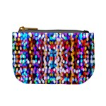 Bokeh Abstract Background Blur Mini Coin Purses Front