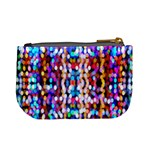 Bokeh Abstract Background Blur Mini Coin Purses Back