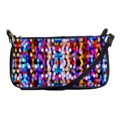 Bokeh Abstract Background Blur Shoulder Clutch Bags