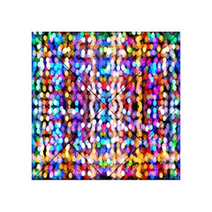 Bokeh Abstract Background Blur Acrylic Tangram Puzzle (4  X 4 )
