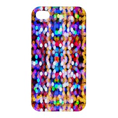Bokeh Abstract Background Blur Apple iPhone 4/4S Premium Hardshell Case