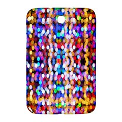Bokeh Abstract Background Blur Samsung Galaxy Note 8.0 N5100 Hardshell Case