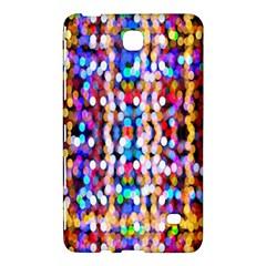 Bokeh Abstract Background Blur Samsung Galaxy Tab 4 (7 ) Hardshell Case