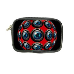 Camera Monitoring Security Coin Purse
