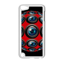 Camera Monitoring Security Apple iPod Touch 5 Case (White)