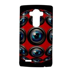 Camera Monitoring Security Lg G4 Hardshell Case