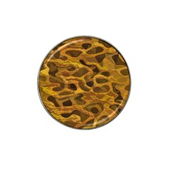 Camo Hat Clip Ball Marker (4 pack)