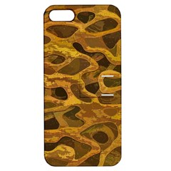 Camo Apple Iphone 5 Hardshell Case With Stand