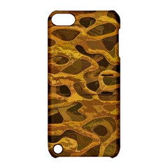 Camo Apple iPod Touch 5 Hardshell Case with Stand