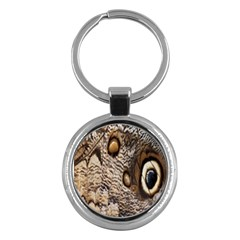 Butterfly Wing Detail Key Chains (Round)