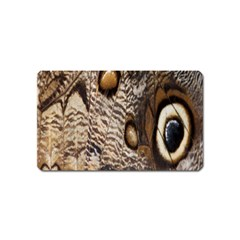 Butterfly Wing Detail Magnet (Name Card)