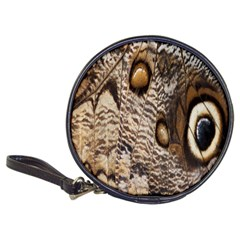 Butterfly Wing Detail Classic 20 Cd Wallets