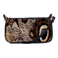Butterfly Wing Detail Shoulder Clutch Bags