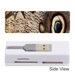 Butterfly Wing Detail Memory Card Reader (Stick)