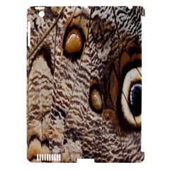 Butterfly Wing Detail Apple iPad 3/4 Hardshell Case (Compatible with Smart Cover)