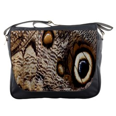 Butterfly Wing Detail Messenger Bags