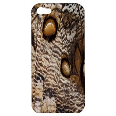 Butterfly Wing Detail Apple Iphone 5 Hardshell Case