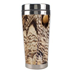 Butterfly Wing Detail Stainless Steel Travel Tumblers