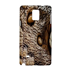 Butterfly Wing Detail Samsung Galaxy Note 4 Hardshell Case