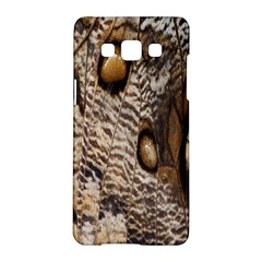Butterfly Wing Detail Samsung Galaxy A5 Hardshell Case