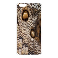 Butterfly Wing Detail Apple Seamless iPhone 6 Plus/6S Plus Case (Transparent)