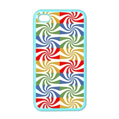 Candy Pattern  Apple iPhone 4 Case (Color)